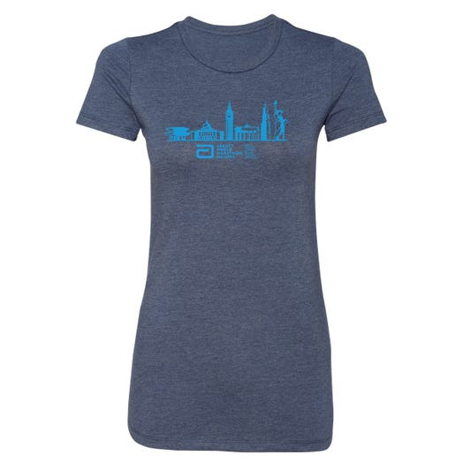Abbott World Marathon Majors Women's Tee